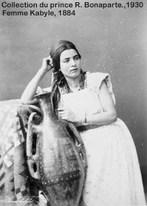 Kabyl woman