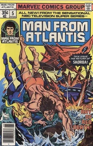 Man From Atlantis Vol 1 5
