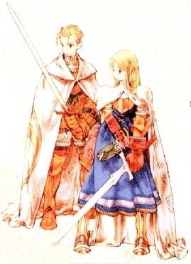 Paladin Final Fantasy Zero Wiki