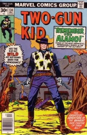 Two-Gun Kid - Avengers
