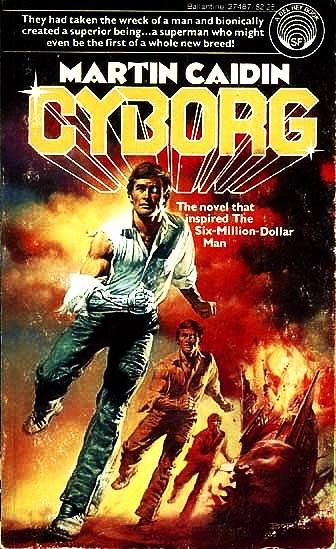 Cyborg novel