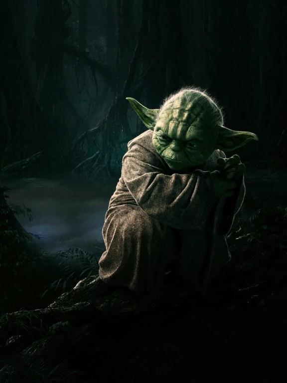 yoda dagobah, yoda empire strikes back, yoda jedi master, jedi grand master