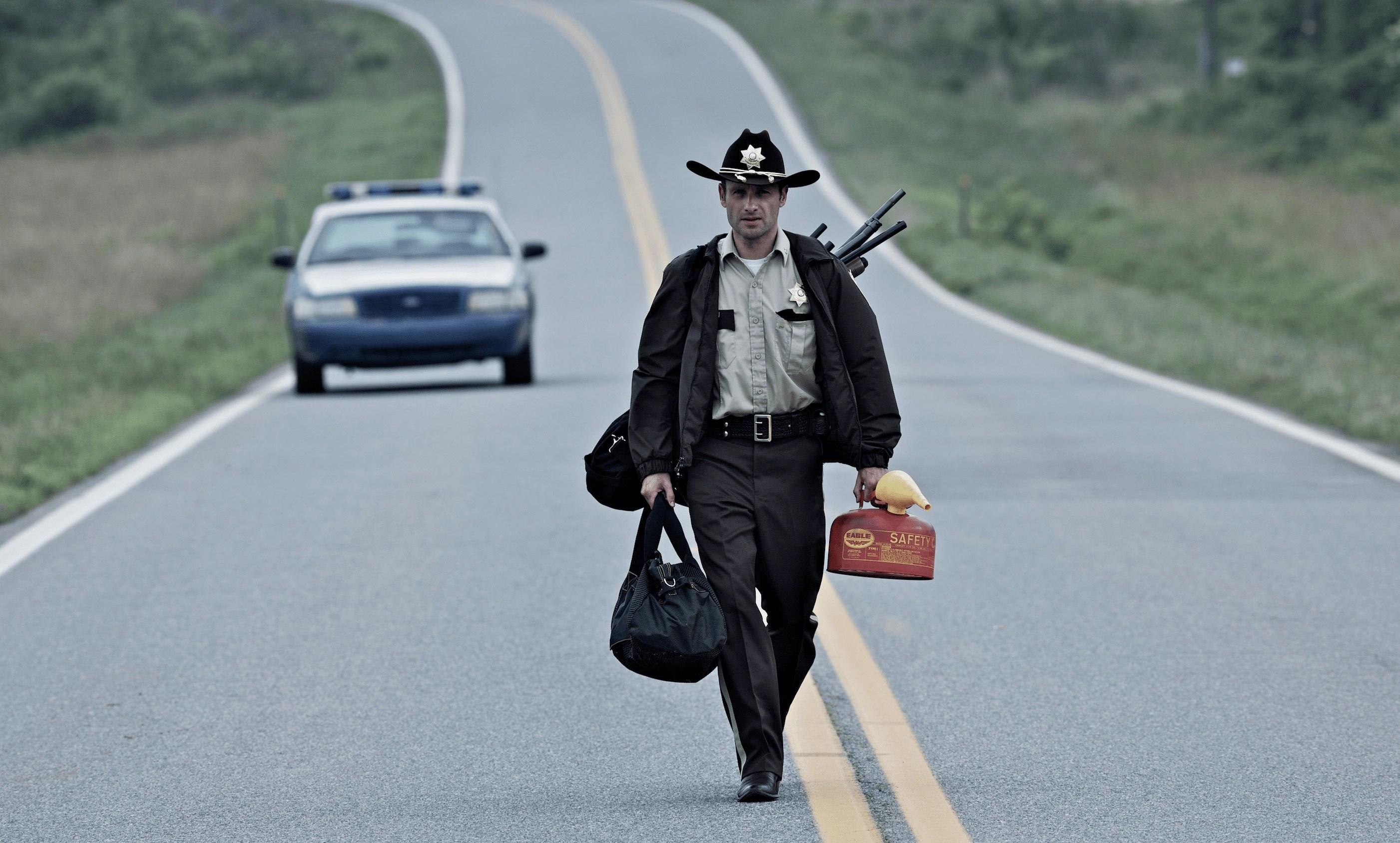 The Walking Dead - Days Gone Bye
