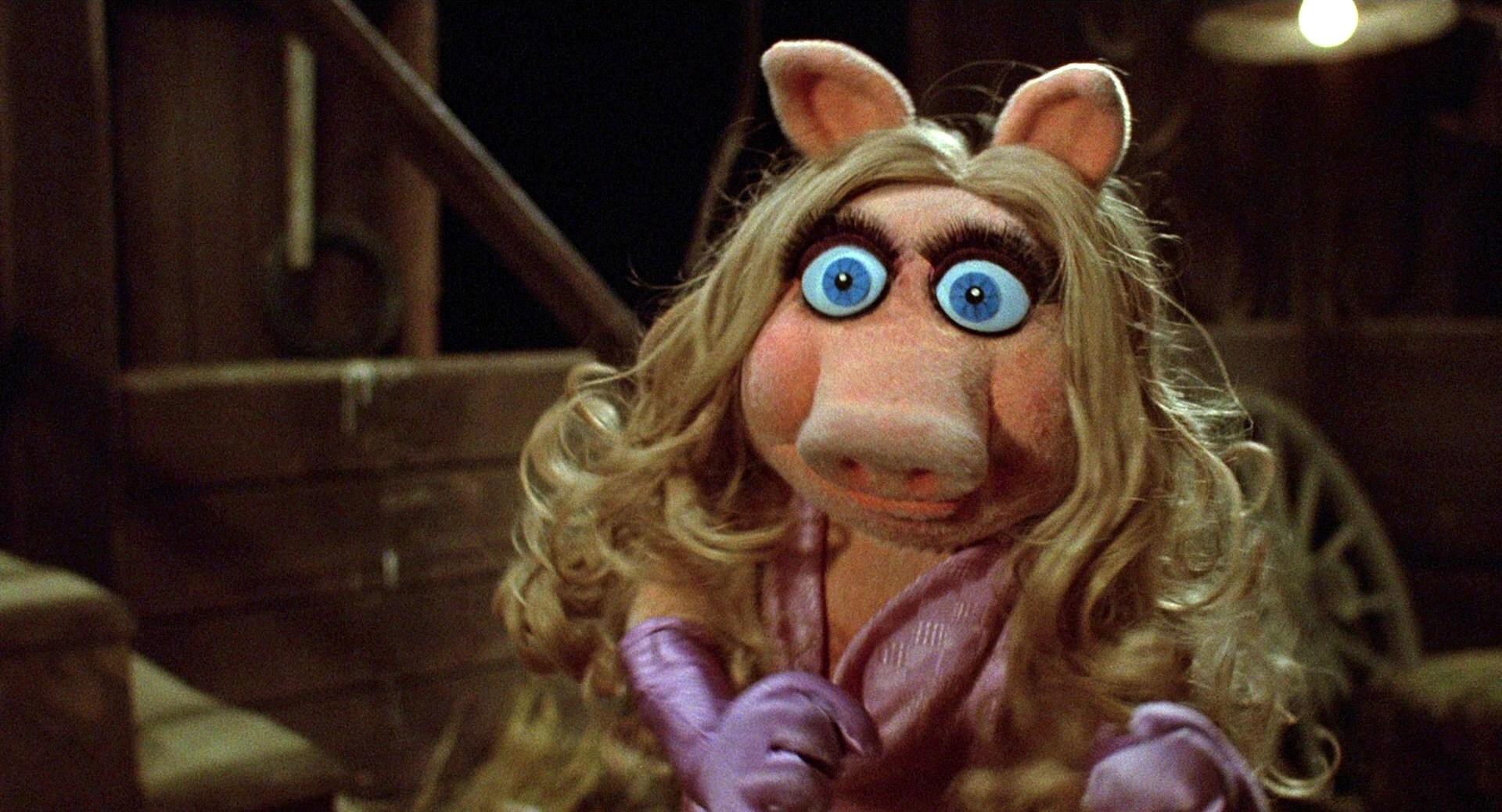miss piggy in the muppet movie