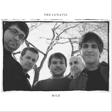The cover art for Milk has five white guys, much like NSync or Backstreet Boys.