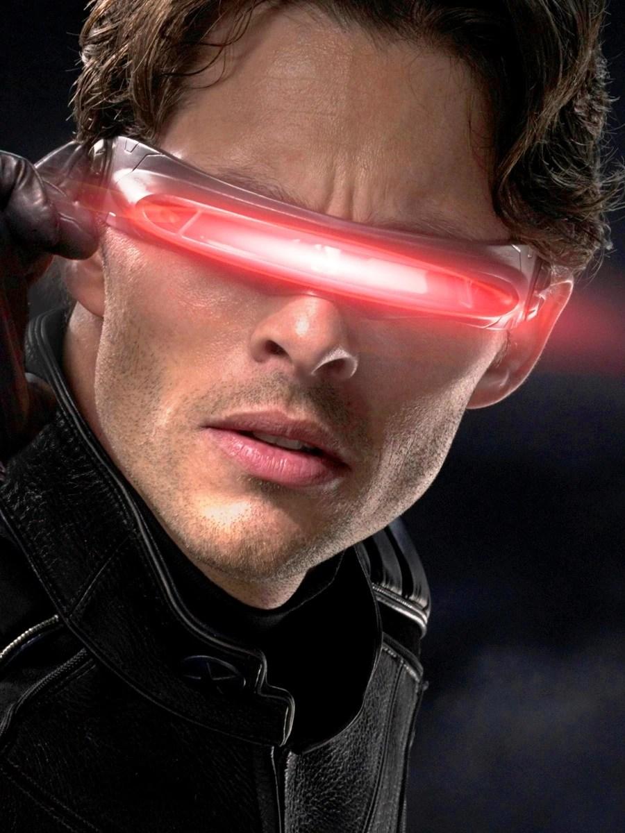 Cyclops X-Men Scott Summers