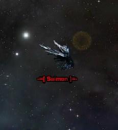 Saimon NPC darkorbit