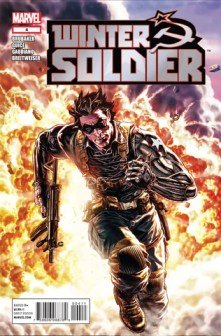 Winter Soldier 1 4 Variant Cover