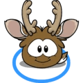 Reindeer Puffle ingame