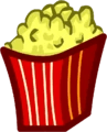 Popcorn Emoticon