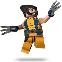 Wolverine is Australian (LEGO Bogan)