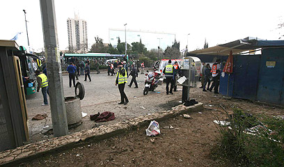Теракт в Иерусалиме, 2011 год. Фото: Гиль Йоханан