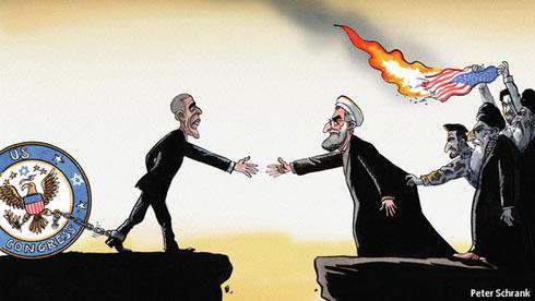 Economist cartoon