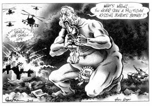 The Independent cartoon
