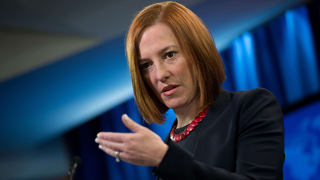 Jen Psaki, spokesperson for the US State Department. (Archive Photo: AFP)