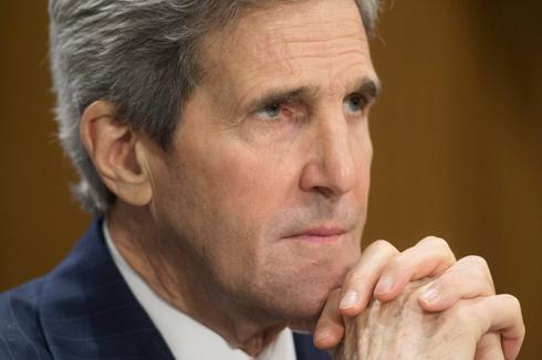 Kerry has made many errors along the way (Photo: EPA)