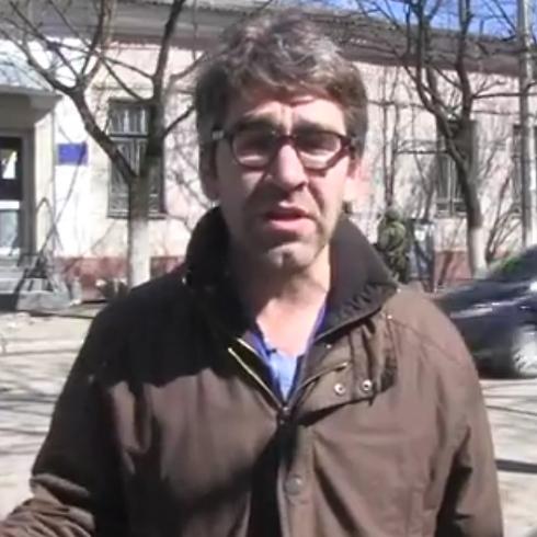 Israeli-US reporter Simon Ostrovsky kidnapped by Ukraine militants