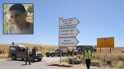 Mohammed Karaka, 13, was killed in an explosion on the Golan Heights on Sunday. (Photos: Avihu Shapira and alarab.net)