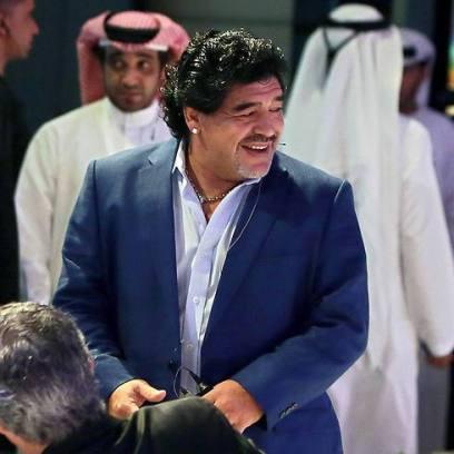Diego Maradona (Photo: AFP)