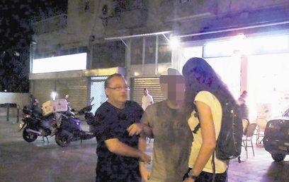 מעצר השבוע. הפגישה נקבעה ברחוב מרכזי