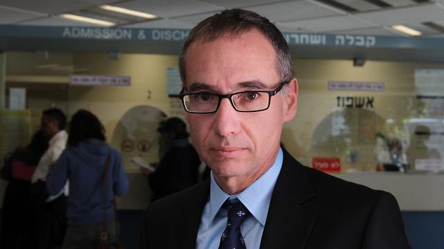 Prof. Afek (Photo: Ido Erez) (Photo: Ido Erez)