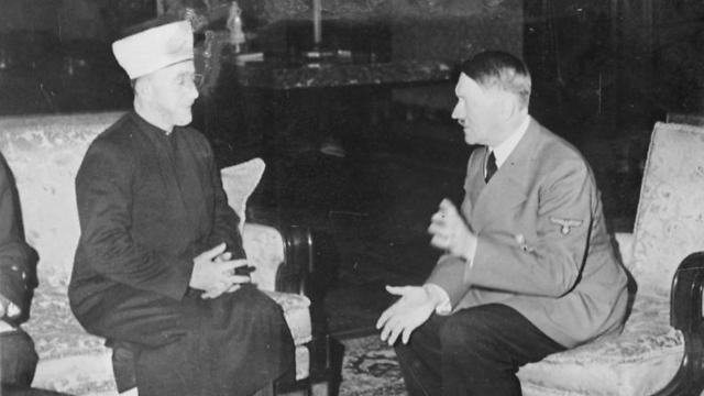 Former Grand Mufti of Jerusalem, Amin al-Husseini (Photo: Heinrich Hoffmann) (Photo: Heinrich Hoffmann)