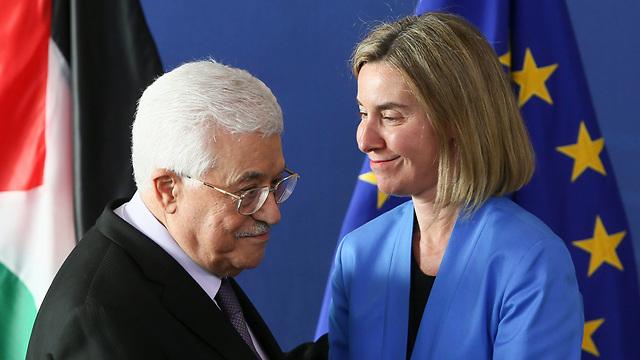 EU vows push to make Jerusalem capital for Palestinians too