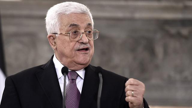 Palestinian Authority President Mahmoud Abbas (Photo: AFP)