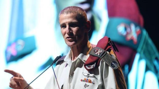 IDF Deputy Chief of Staff Yair Golan (Photo: Motti Kimchi)