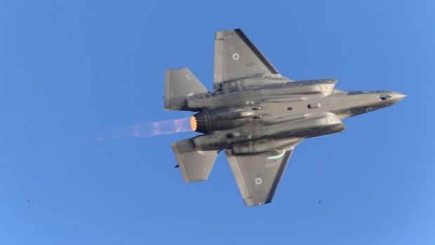F-35 израильских ВВС. Фото: Моти Кимхи