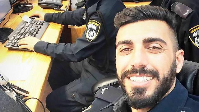 Staff Sgt. Maj. Ha'il Satawi, who was killed in the terrorist attack at Temple Mount