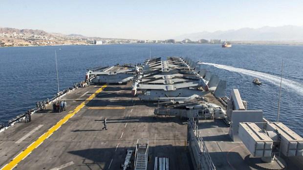 Фото: U.S Navy photo