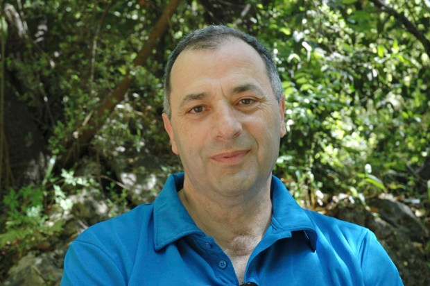 Профессор Леви Шехтер. Фото: пресс-служба Техниона