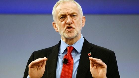 Jeremy Corbyn (Photo: Reuters)