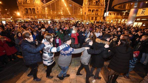 Будапешт. Фото: AFP (Photo: AFP)