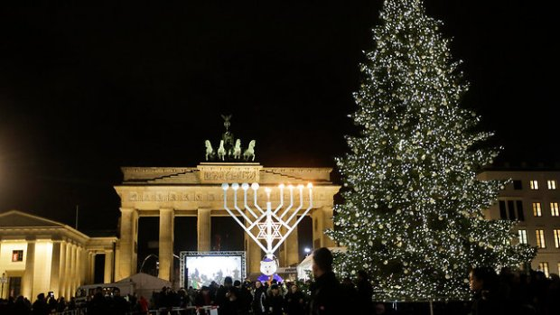 Берлин. Фото: AP (Photo: AP)