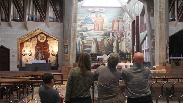Церковь Рождества в Нацерете (Назарете)
