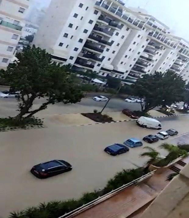 Потоп в Ашкелоне