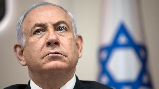 Netanyahu must suspend himself until the attorney general makes his decision (Photo: EPA)