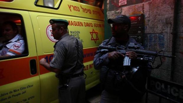 Реанимобиль службы скорой помощи. Фото: Охад Цвайгенберг