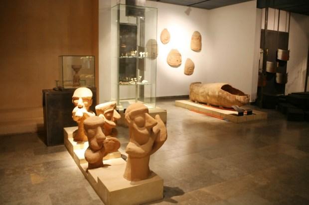Музей культуры филистимлян в Ашдоде. Фото: Сиван Фарадж