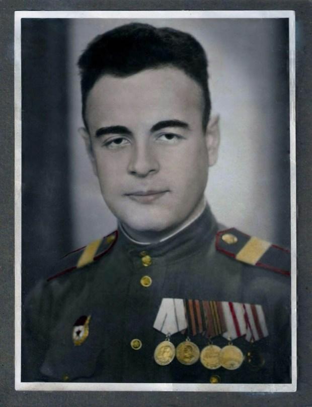 Зиновий. Фото: семейный архив
