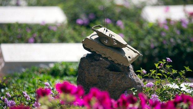 Военное кладбище, Кирьят-Шауль. Фото: АР
