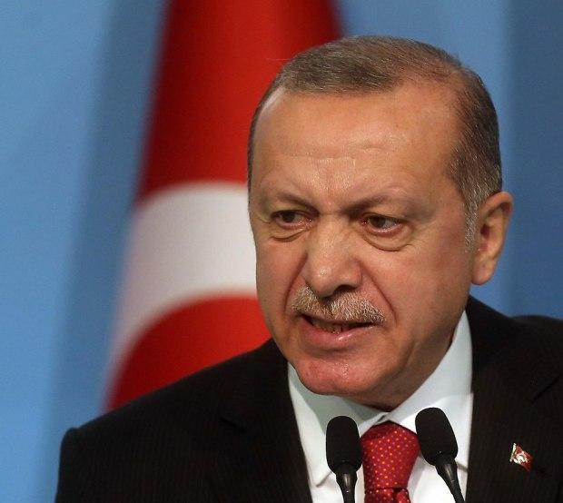 Эрдоган. Фото: MCT