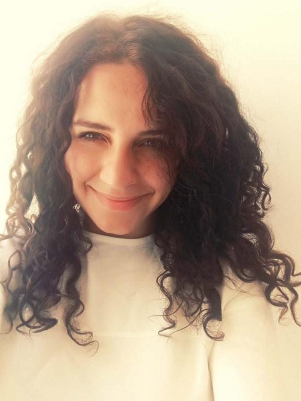 Сара-Виктория Мындреску. Фото из личного архива