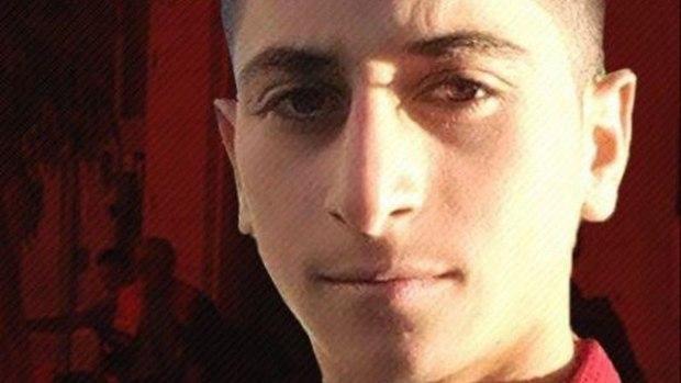 Террорист Халиль Джабарин