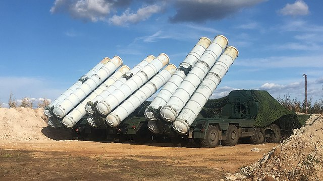 S-300 anti-missile batteries (Photo: EAP)