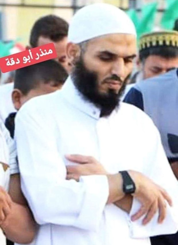 Ликвидированный террорист