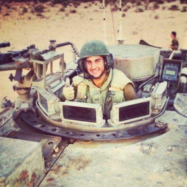 Даниэль и его танк