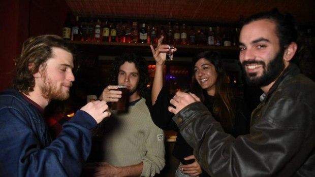 Вечеринка в кибуце Амир. Фото: Авиягу Шапира